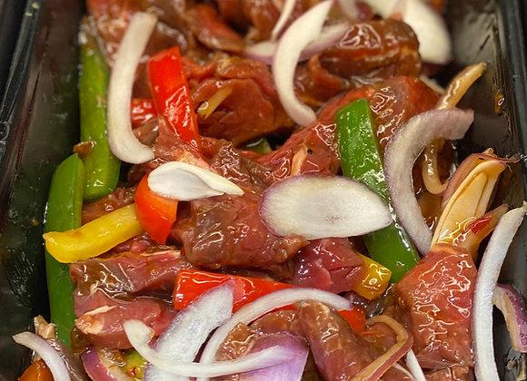 Shanghai Beef Stir-Fry