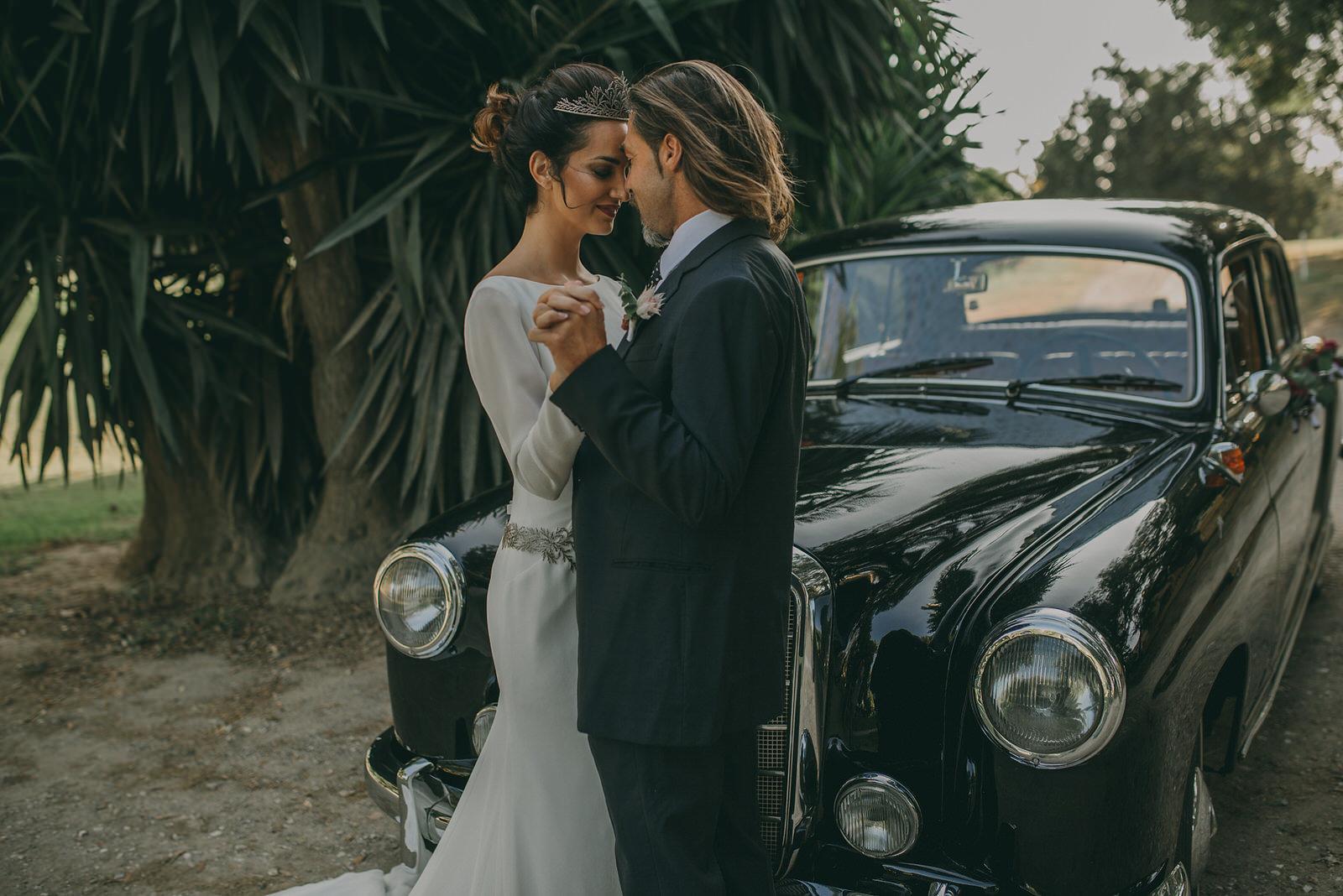 Mercedes Benz del año 51