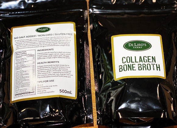 Collagen Rich Bone Broth