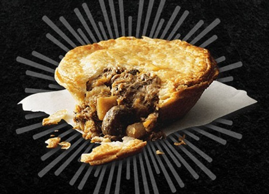 Braised Beef Rib Pot Pie