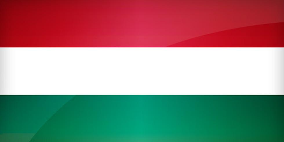 Hungarian Supper Club Sat 6th Feb