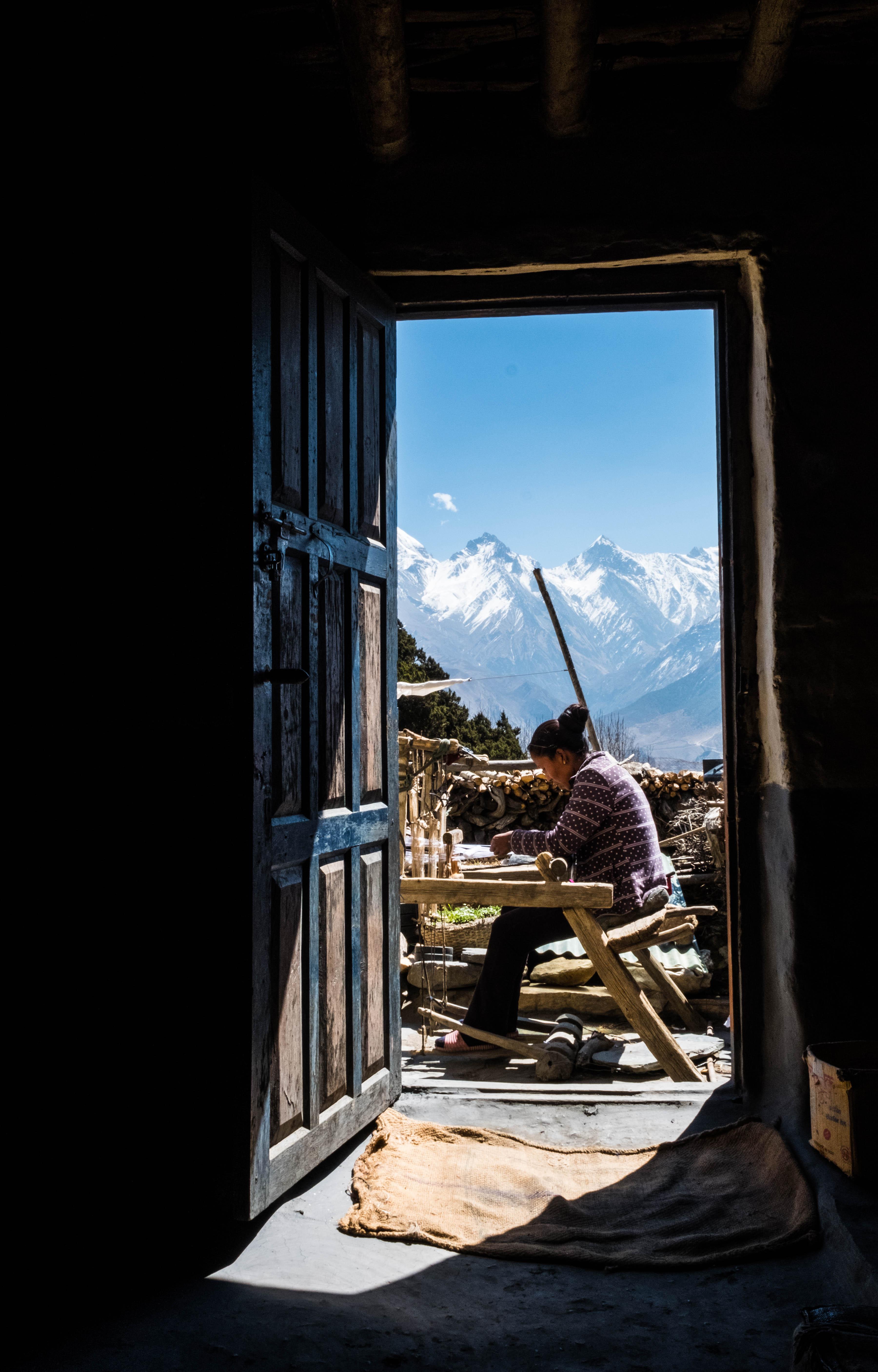 Himalaya in the Backyard