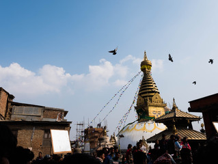 Week 2 in Kathmandu
