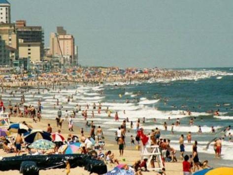 Beach Trip: Ocean City - 6/9