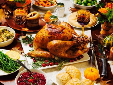 Tenthsgiving at the Lymbos - 11/17