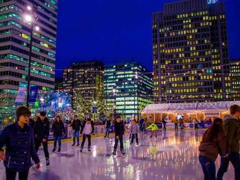 Christmas Village Ice Skating - 12/1