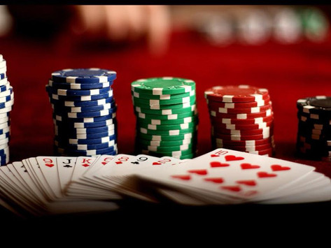 Poker Night! - 3/16