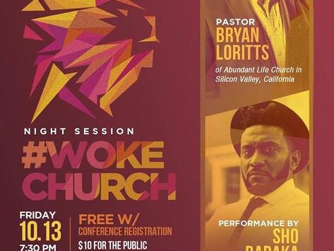 #Woke Church - 10/13