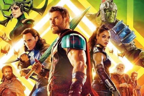 Thor: Ragnorak - 11/10