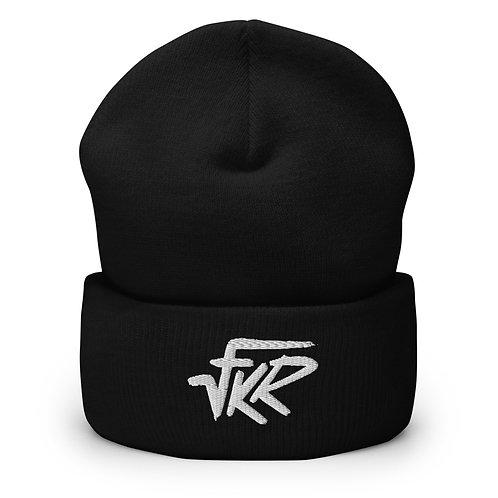 VFKR Black Beanie