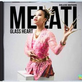 'Melati Deluxe Edition' by Glass Heart (CD)