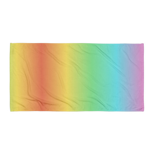 Prism Gradient Towel