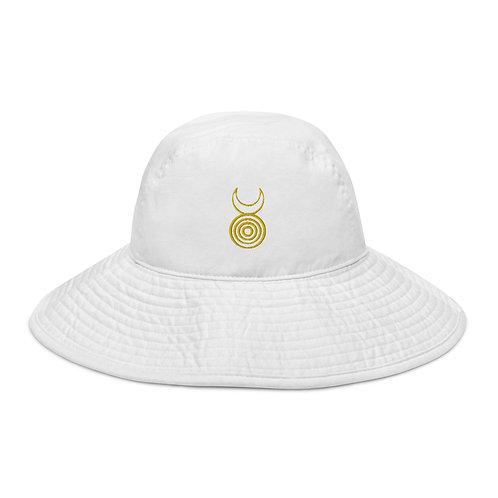 Oak and Bramble Wide Brim Hat