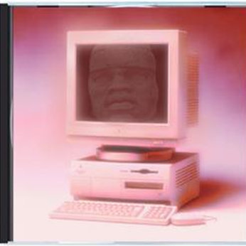 'Ecstasy of Computer' by Hotel Parallax (CD)