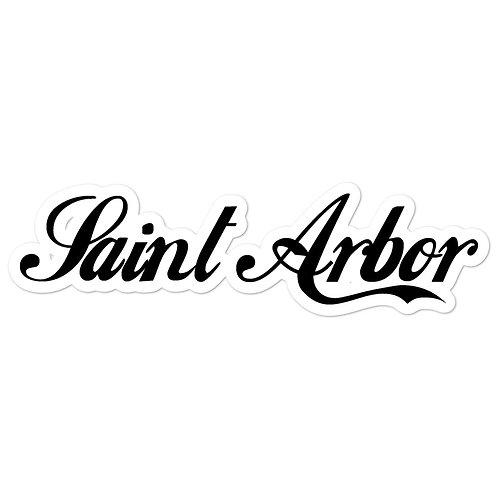 Saint Arbor Sticker