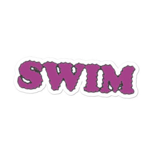 S.W.I.M. Sticker