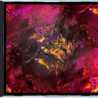 'Transmutation' by HRDSHP (CD)