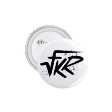 VFKR Black Logo button