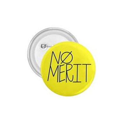 No Merit Yellow button