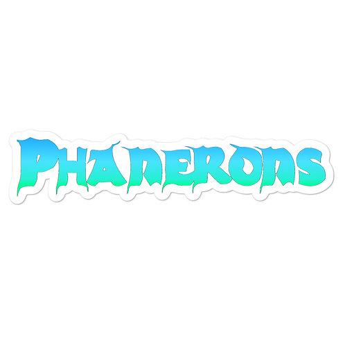 Phanerons Bubonic Sticker