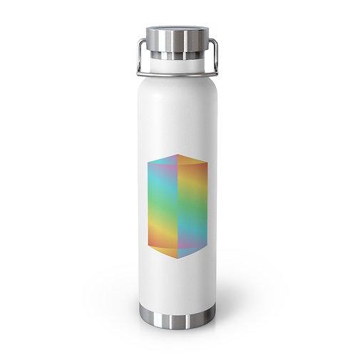 Prism 22oz Vacuum Insulated Bottle