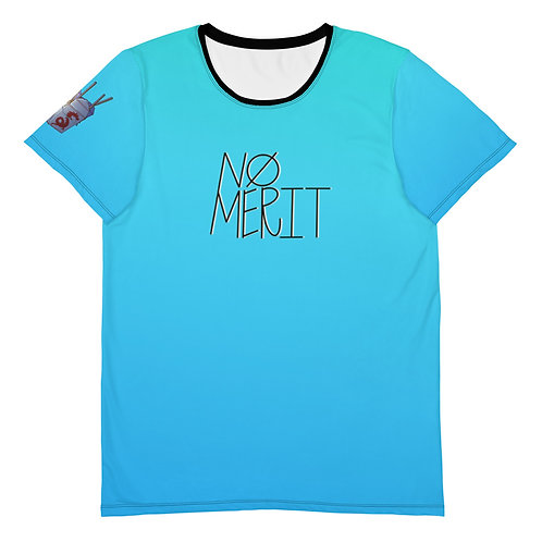 No Merit Blue Shirt