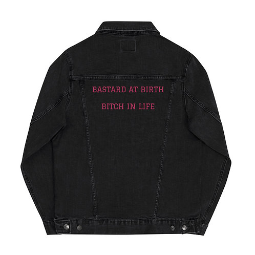 Out Of Place Denim Jacket