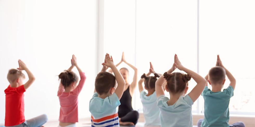 Schnupperangebot (Eltern)-Kinder-Yoga