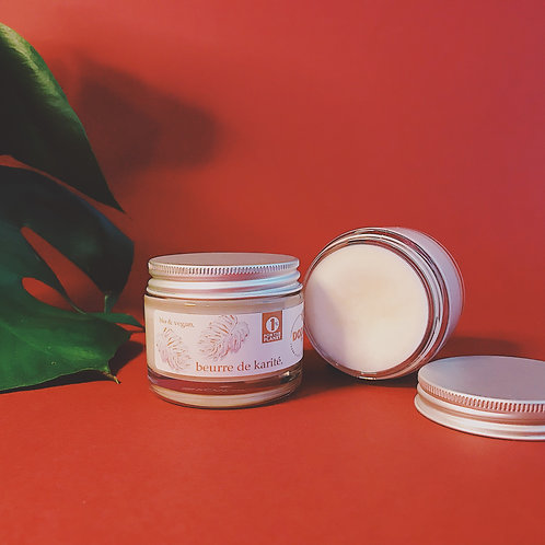 Face and body cream with shea butter - 50g