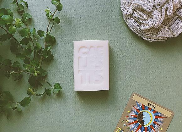 CAELESTIS soap with organic argan oil