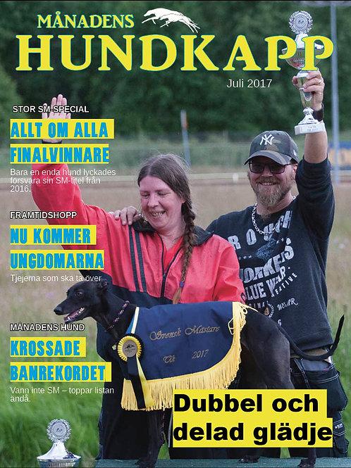 Månadens Hundkapp juli 2017. SM-special.