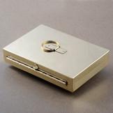 Studio Paintbox hinged 1 inch thumb ring