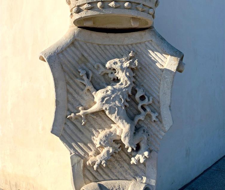 The crest of Stiermark