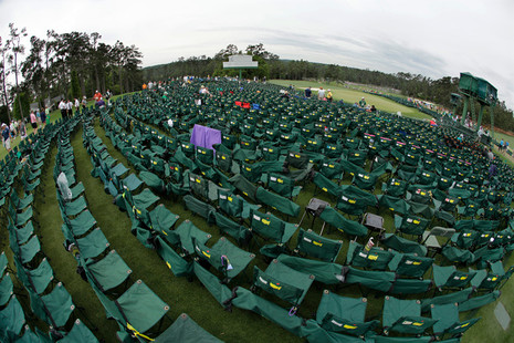 THE MASTERS: Just a handful of seats left...