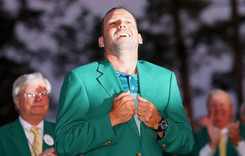 sergio green jacket
