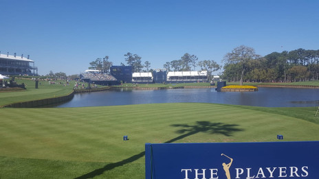 Practice day at Sawgrass
