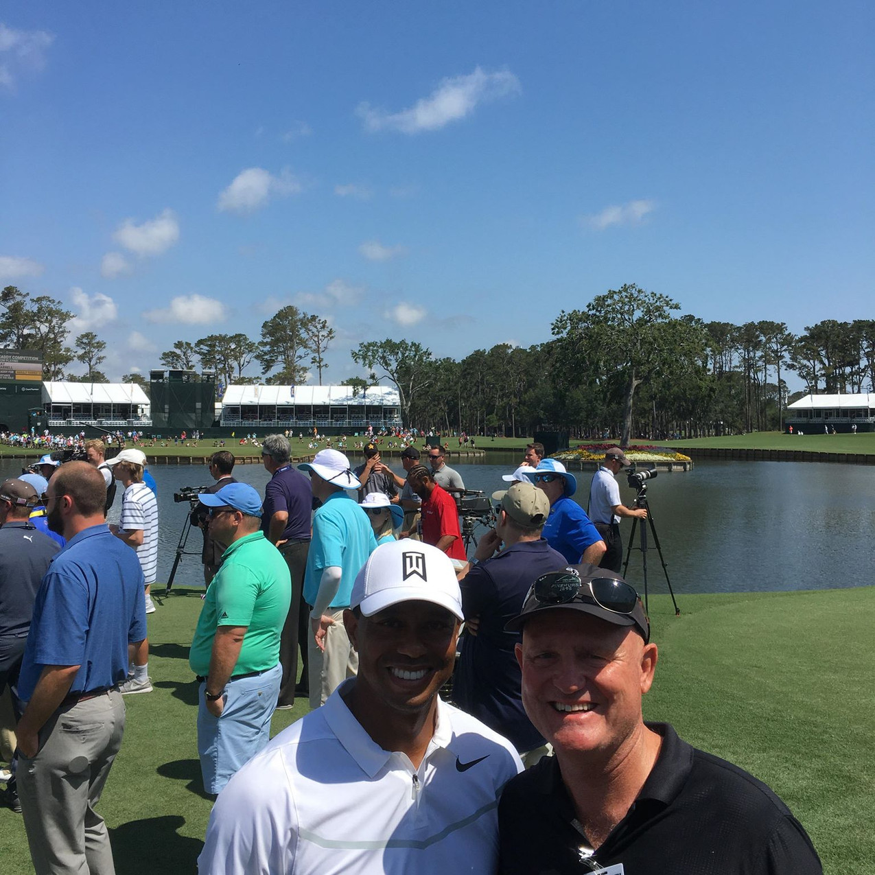 Mike and Tiger