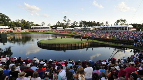 Inside The Ropes At Sawgrass