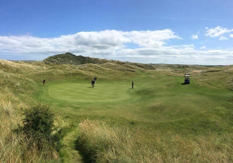 Northern Ireland Day 1 (Castlerock Links)