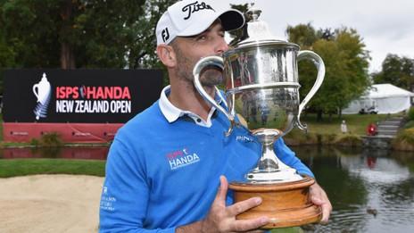 A Kiwi Finally Wins The NZ Open!