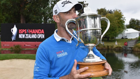 A Kiwi Finally Wins The NZ Open!