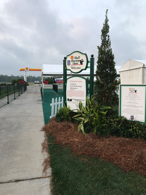 Gallery From The Shell Houston Open