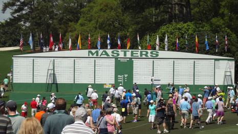 31 Days Until The Masters