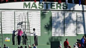 Masters Saturday Rundown, Some Surprising Stats...