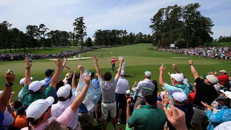 Phil Tataurangi's impressions from Augusta