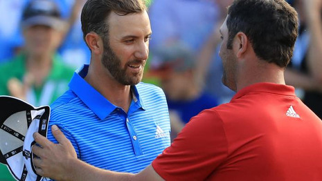 DJ Dominates In Austin, WD From Shell Houston Open