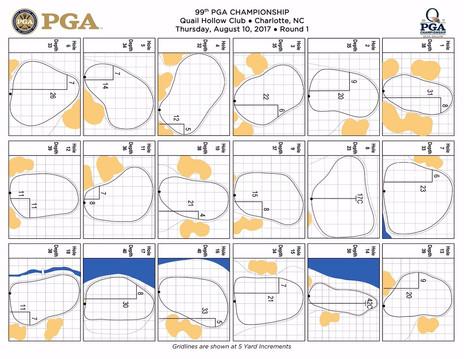 Kiwi's start well at the PGA
