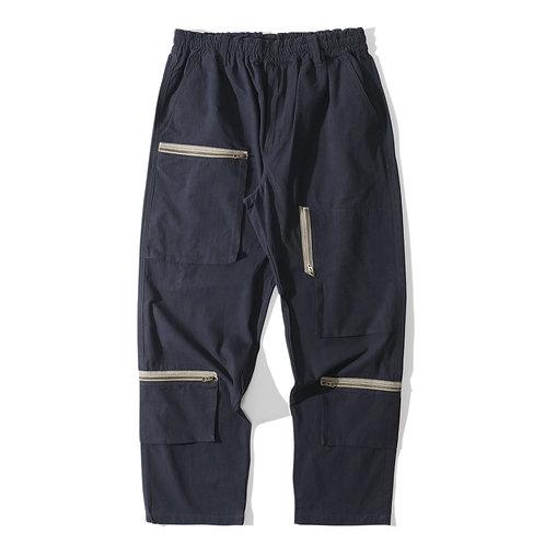 Flying Pants - Navy