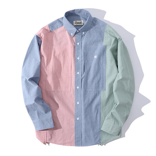 Old Man Fatigue Shirt - 80's Party