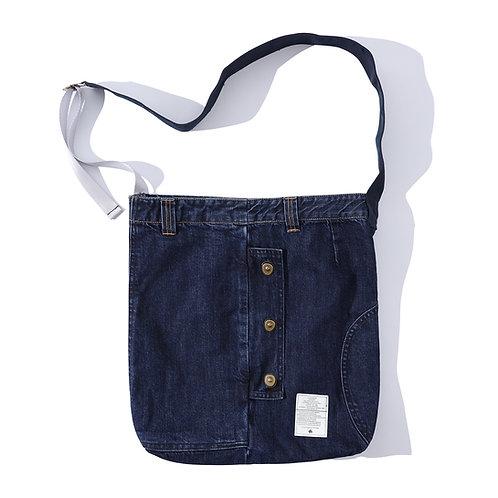 C.S. Postman Bag - Surplus Denim